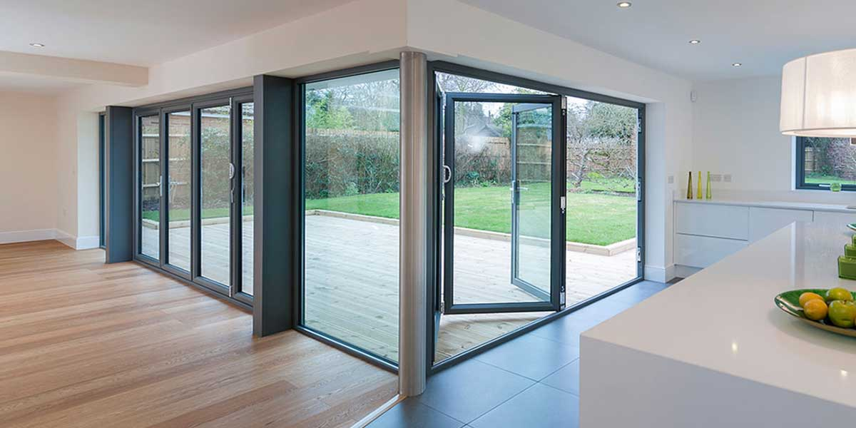 Why Bi-Folding Doors Are The Perfect Addition To Any Modern Home