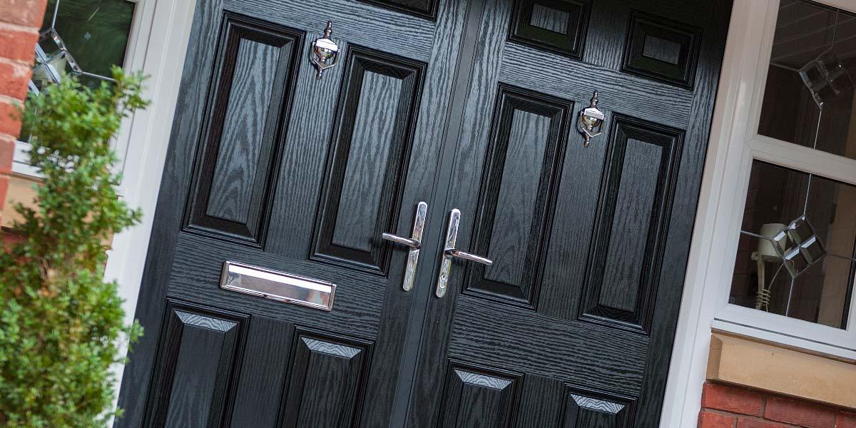 Composite doors replacement composite front back doors for 5 star windows and doors