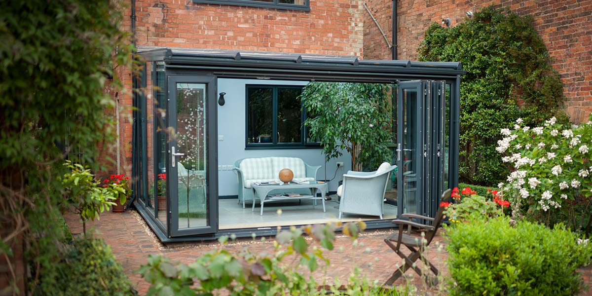 Lean-To Conservatory Designs from 5 Star Conservatories, Worcestershire
