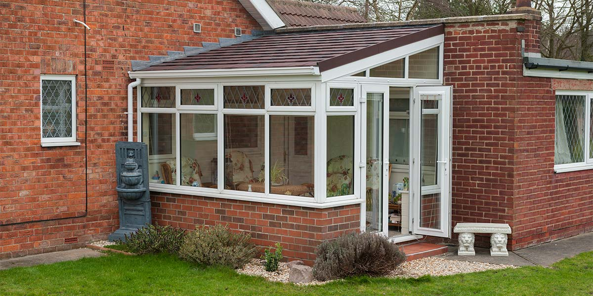 Replacement tiled roof conservatories from 5 star for 5 star windows