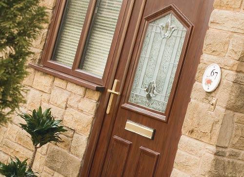 Upvc doors front back doors replacement doors from 5 for 5 star windows and doors