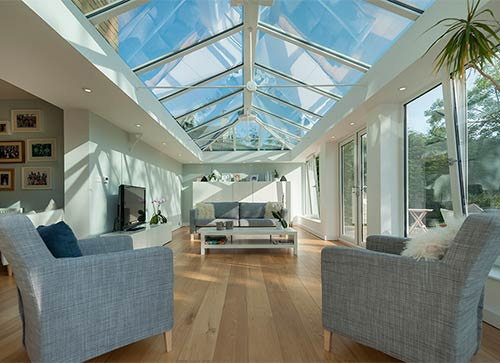 Loggia Conservatory Designs From 5 Star Conservatories