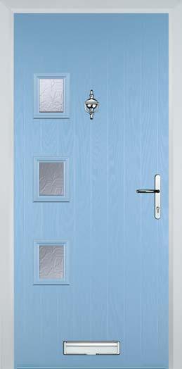 Duck Egg Blue Composite Doors Blue Front Doors Amp Back