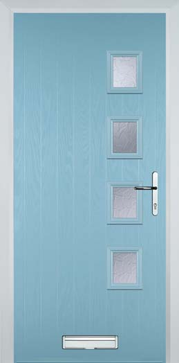 Amazing Duck Egg Blue Composite Doors Blue Front Doors Amp Back Doors From 5 Star Door Handles Collection Dhjemzonderlifede