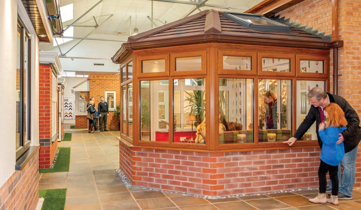 Worcester Showroom - Conservatories