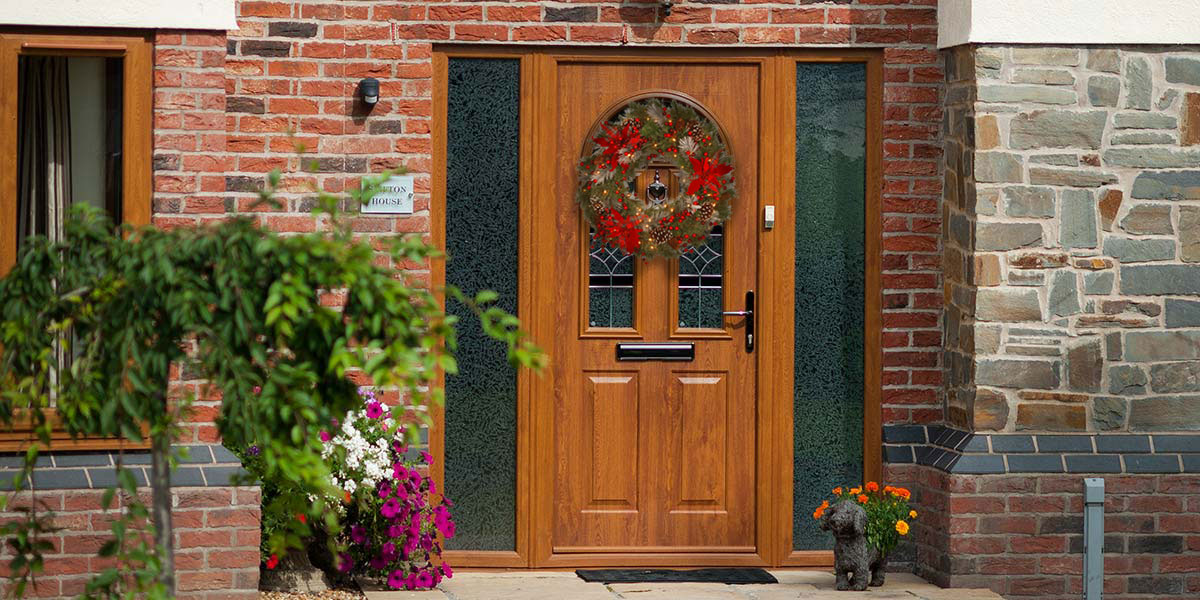 Are You Going To Decorate Your Front Door This Christmas