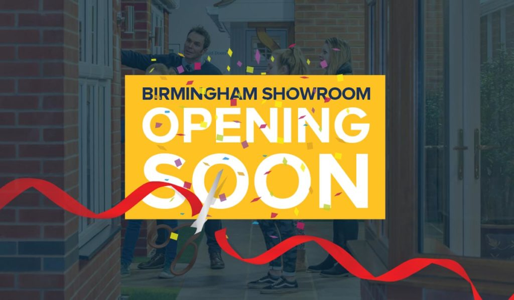 Birmingham Showroom - OPENING SOON!