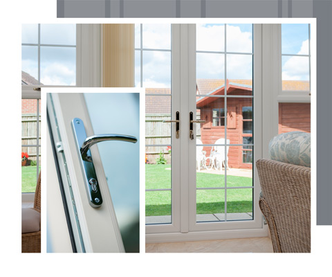 Extreme UPVC French Doors