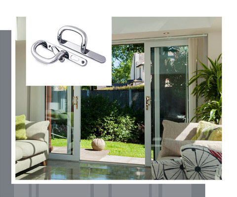 Extreme UPVC Patio Doors